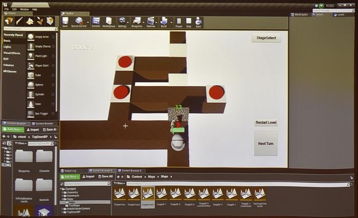 UE4によるモバイル開発の道標「Unreal Engine 4 Tokyo Meetup」レポート