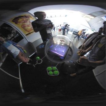 【3D VR】デスクトップ画面で3Dゴーグルを使わ …
