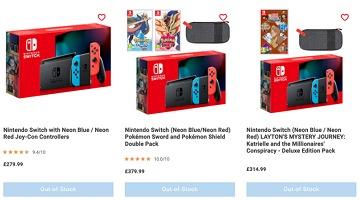 Switchが全世界で売り切れ 任天堂 多くのシステムを製造中 Gamesindustry Biz Japan Edition