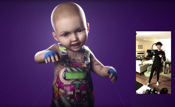 【ACADEMY】Epic Gamesによるパフォーマンスキャプチャのビギナーズガイド
