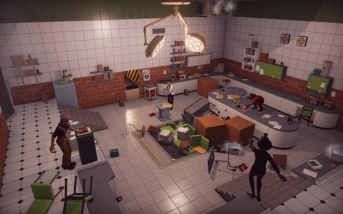 「Surgeon Simulator 2」を生み出したBossa Studiosはどんな開発チームなのか?