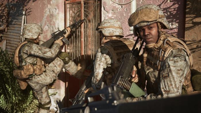 Six Days in Fallujahのデベロッパ:「残虐行為を描く必要はないと思います」